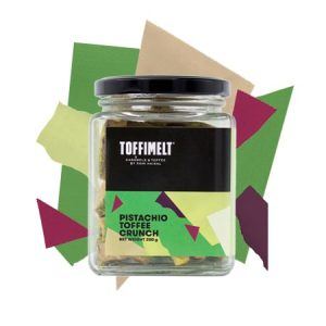 PISTACHIO TOFFEE CRUNCH Jar