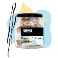 Salted Vanilla Caramels Jar