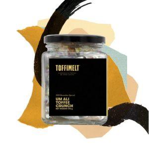 Um Ali Toffee Crunch Jar